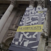 SUMMER EXHIBITIONS IN LONDON: FROM VORTICISM TO AESTHETIC MOVEMENT