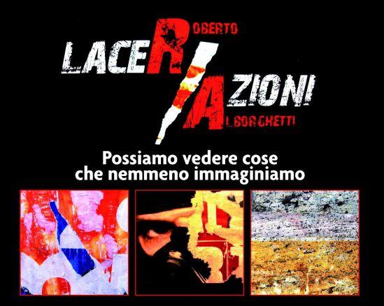LACER/AZIONI poster