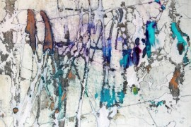 ROBERTO ALBORGHETTI, LACER-ACTIONS, CANVASES (14)