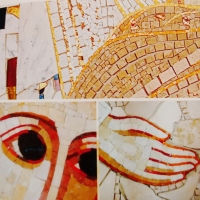 SPEAKING WITH THE STONES: THE MARKO RUPNIK'S MOSAIC IN LENNO (COMO LAKE, ITALY)