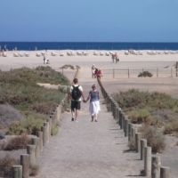 """""""VAMOS A LA PLAYA!"""": WELCOME TO THE ENCHANTING BEACH SHOW / MY DAYS IN FUERTEVENTURA # 3"""