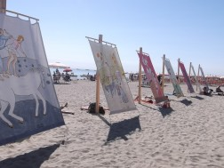 CESENATICO 2012, ITALY / TENTS AT THE SEA - PHOTOS BY ROBERTO ALBORGHETTI