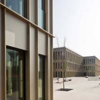 HEC PARIS EXTENDS ITS DEVELOPMENT AND OPENS NEW STATE-OF-THE-ART ACADEMIC BUILDING / AN INNOVATIVE DESIGN
