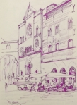Drawing from Historical Places of Italy - The 2012 Guide