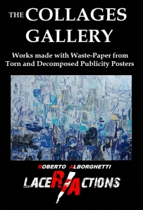THE COLLAGES GALLERY BANNER