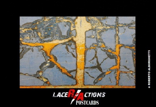 ROBERTO ALBORGHETTI ARTWORKS - LACER/ACTIONS PROJECT - CANVAS