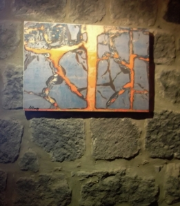 DANCING BRANCHES... ROBERTO ALBORGHETTI - EXHIBITION AT ALDOBRANDESCA FORTRESS (558x640)