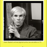 """THE LOST WARHOLS"": WORLD PREMIERE OF KAREN BYSTEDT'S TREASURE AT ""PHOTO LA"" (THE ARTIST'S CORNER)"