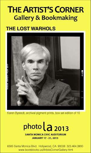 The Lost Warhols - K. Bystedt Show