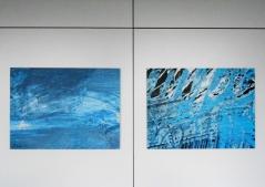 Roberto Alborghetti - Lacer-actions on Aluminium - Private Collection of Fai Service, Italy (1)