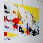 Roberto Alborghetti - Lacer-actions on Aluminium - Private Collection of Fai Service, Italy (3)