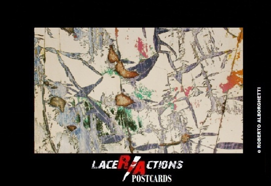 ROBERTO ALBORGHETTI - LACER/ACTIONS POSTCARDS 23