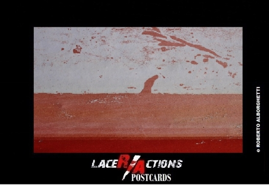 ROBERTO ALBORGHETTI - 2012 - LACER7ACTIONS POSTCARD #26