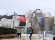 Bilbao, Spain, The Guggenheim Museum (7)
