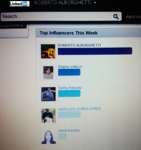 THIS POST IS TOP INFLUENCER THIS WEEK AT LINKEDIN