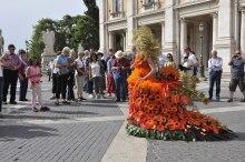 Roma, Festa floreale in onore del nuovo Re d'Olanda (13)