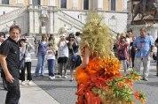 Roma, Festa floreale in onore del nuovo Re d'Olanda (14)