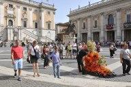 Roma, Festa floreale in onore del nuovo Re d'Olanda (20)