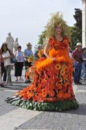 Roma, Festa floreale in onore del nuovo Re d'Olanda (22)