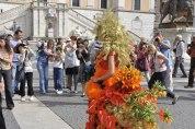 Roma, Festa floreale in onore del nuovo Re d'Olanda (9)