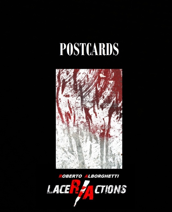 LACER/ACTIONS POSTCARDS - THE ALBUM