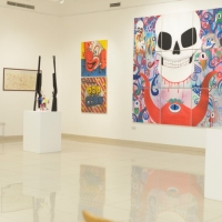 """""""THE BIG PICTURE"""" IN DUBAI : DEMOLISHING BOUNDARIES AND FREEING ARTISTS """"FROM ART POLITICS, GALLERIES' PROFITABLE GUIDELINES AND  FAME-DRIVEN MARKET"""""""