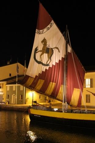 Cesenatico, Italy - Porto Canale designed by Leonardo da Vinci (1514) Photo Roberto Alborghetti (533x800)