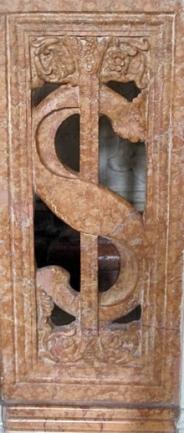 450px-Cappella_delle_arti_liberali,_transenna_02_emblema_sigismondo