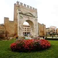 (HE)ART PLACES / FROM MALATESTA TEMPLE TO AUGUSTUS BRIDGE AND ARCH: GREAT MONUMENTS IN RIMINI (ITALY)