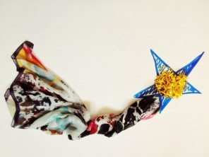 © Roberto Alborghetti – LaceRActions , Silk scarves - Limited-Edition (1)