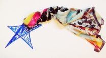 © Roberto Alborghetti – LaceRActions , Silk scarves - Limited-Edition (9)