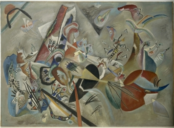 KANDISKY, THE CENTRE POMPIDOU COLLECTION, PALAZZO REALE, MILAN (12)