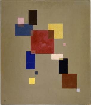 KANDISKY, THE CENTRE POMPIDOU COLLECTION, PALAZZO REALE, MILAN (7)