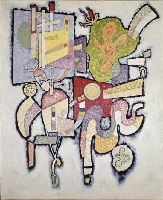 KANDISKY, THE CENTRE POMPIDOU COLLECTION, PALAZZO REALE, MILAN (8)