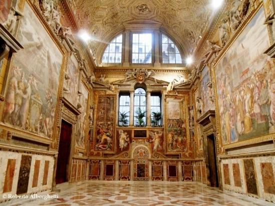 © Roberto Alborghetti - Sala Regia and Sala Ducale (12)