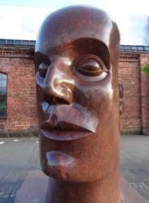 Olle Brandqvist, What is man