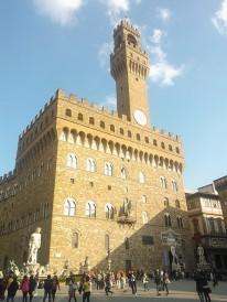 Palazzo Vecchio, Florence, Photo by Roberto Alborghetti, 2014