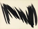 Hans Hartung Sans titre 1956 cm.26,5x34,7 china su carta_0049