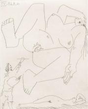 Pablo Picasso, From Marina Picasso Collection, Leslie Sacks LA, CA (4)