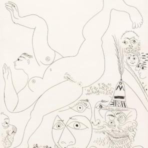 Pablo Picasso, From Marina Picasso Collection, Leslie Sacks LA, CA (5)