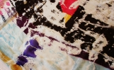 Roberto Alborghetti - Laceractions, Silk scarf, Limited edition (8)