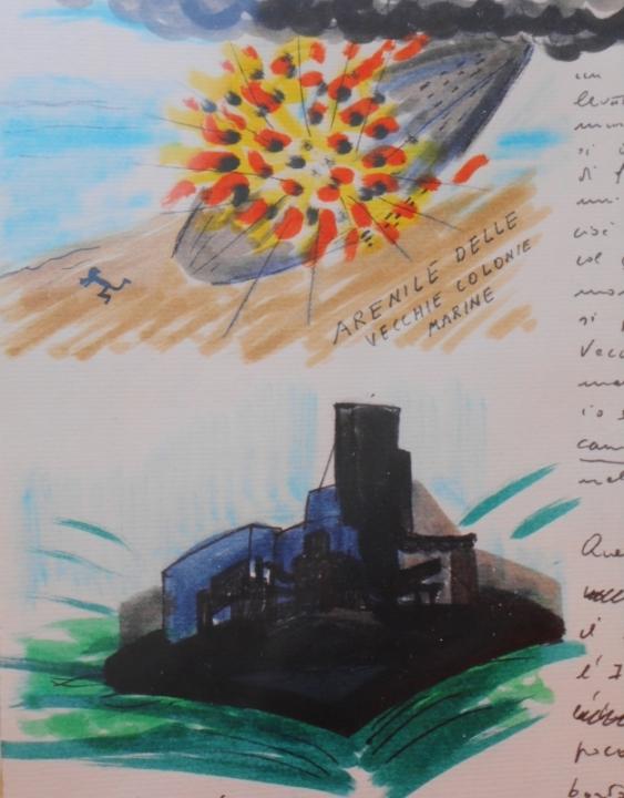FEDERICO FELLINI - FROM THE BOOK OF DREAMS - RIMINI (7) (625x800)
