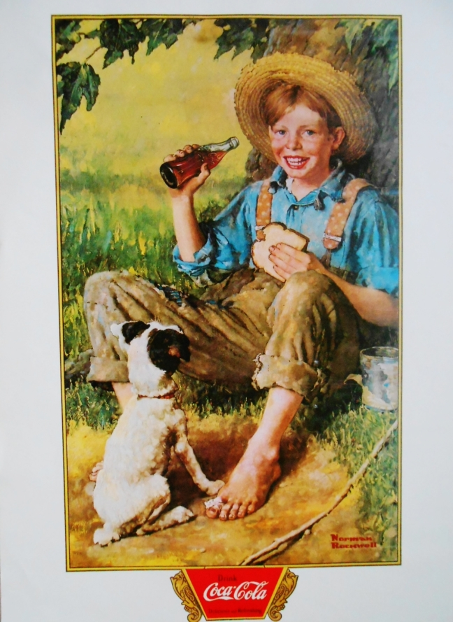 Coca Cola Vintage Posters
