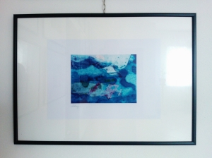 Lithographic Print # 1