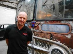 Simon Barton and the Ghost Bus