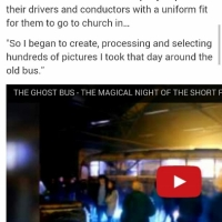 """THE GHOST BUS"" AND MEDIA: GREAT ARTICLE ON ""THE NOTTINGHAM POST""...CLICK AND READ..."