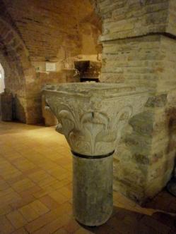 Assisi Museo S. Rufino - Presentazione Francesco 26 6 2015