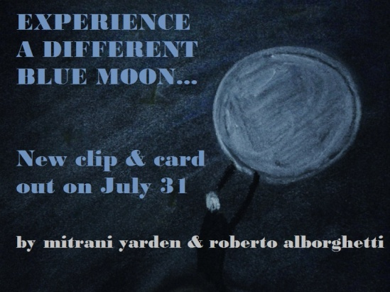 #moonisreadytobetaken...by Mitrani Yarden and Roberto Alborghetti