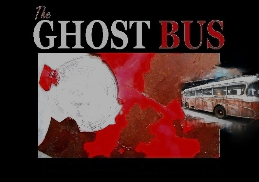 THE GHoST BUS flyer b