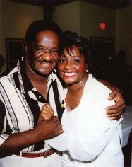 Renèe with his Father, Emil Jones Jr.